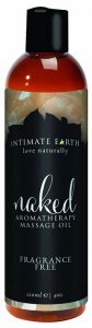 Intimate Earth INTIMATE EARTH NAKED MASSAGE OIL 4OZ #IE046120