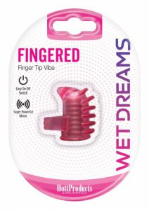 HOTT Products WET DREAMS FINGERED FINGER PLEASURE VIBE #HO3270