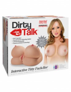 Pipedream Products PDX INTERACTIVE TITTY FUCK HER #PDRD413