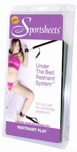 Under The Bed Restraint System #SS20201