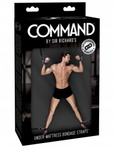Pipedream Products SIR RICHARD'S COMMAND UNDER MATTRESS BONDAGE