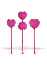 Ohmibod LOVELIFE FLEX KEGELS SET OF THREE #OMBLL07