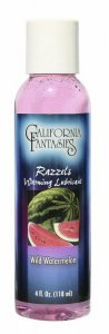 Razzels Watermelon Warming Lube 4.Oz #CFRWW04
