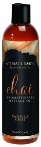 Intimate Earth INTIMATE EARTH CHAI MASSAGE OIL 4OZ #IE044120