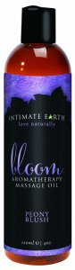 Intimate Earth INTIMATE EARTH BLOOM MASSAGE OIL 4OZ #IE045120