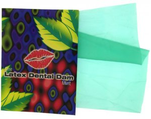 Dental Dam Mint #T6025