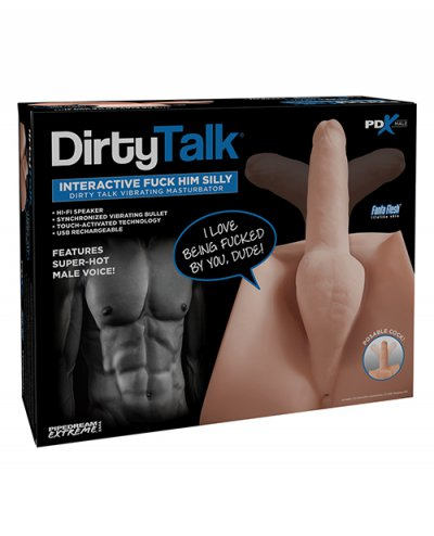 Pipedream Products PDX MALE DIRTY TALK FUCK HIM SILLY INTERACTIV