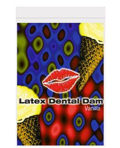 Dental Dam Vanilla #T6000